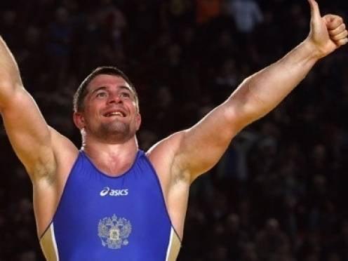 Борец Алексей Мишин (Мордовия) взял в Тбилиси «золото» Чемпионата Европы