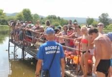 Спасатели «пропишутся» в детских лагерях до конца купального сезона