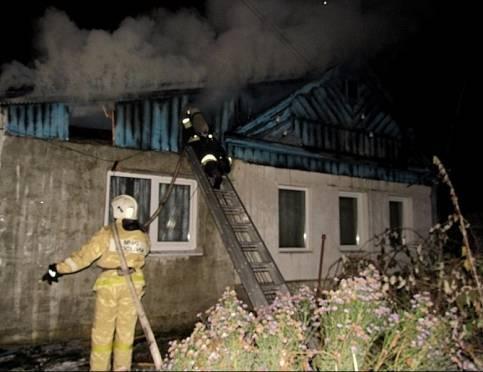В Мордовии резко увеличилось количество пожаров