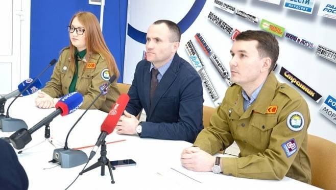 Студотряды Мордовии ждут новых бойцов