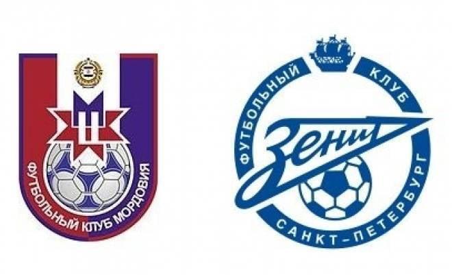 «Мордовия» впервые забила гол «Зениту»