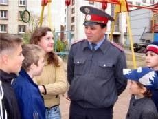 В День знаний полицейские Мордовии пообщаются с школьниками