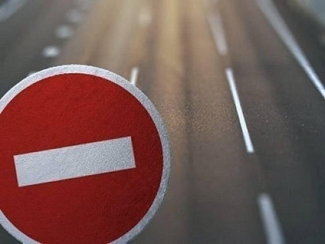 В Саранске ограничили автодвижение по улице Энгельса