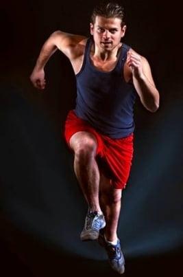 Республиканские соревнования по бегу постер