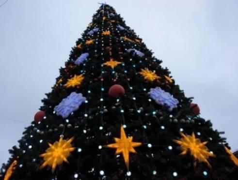 Саранск готовится к Новому году