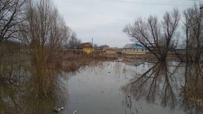 Паводок в Мордовии: уровень воды в Мокше продолжает подниматься