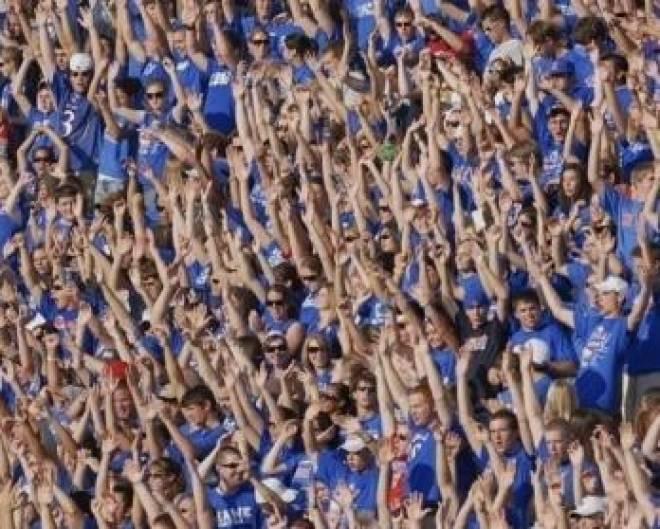 Саранск присоединился к всероссийскому футбольному флешмобу «Пусти волну»