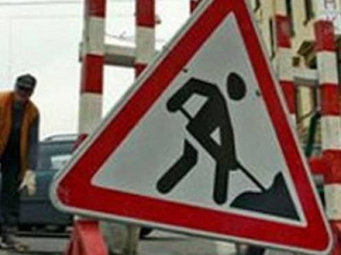 В Саранске перекрыли магистраль в центре города
