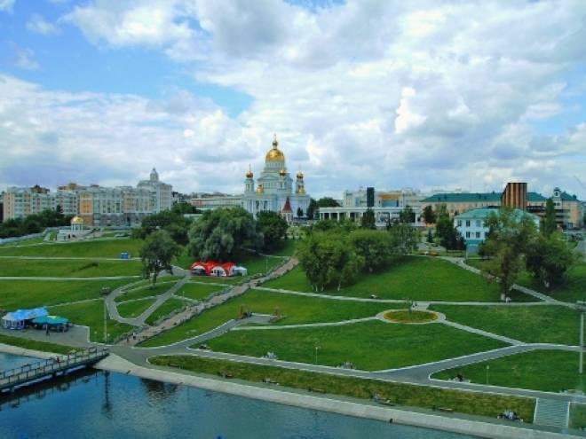Саранск — один из лидеров экологического рейтинга минприроды России