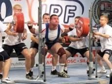 Пауэрлифтер из Мордовии «поднял» бронзу Чемпионата Европы