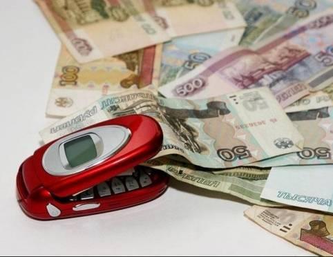 У жителя Саранска телефон «украл» деньги с банковской карты
