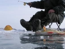 В Мордовии — первая гибель на льду