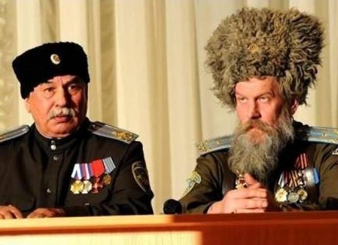 Казаки не хотят патрулировать Саранск без новых мундиров