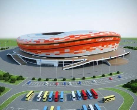 Проект стадиона «Юбилейный» в Саранске будет еще раз откорректирован