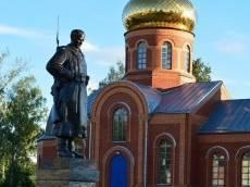 В Мордовии установили ещё один памятник в честь героев Великой Отечественной войны