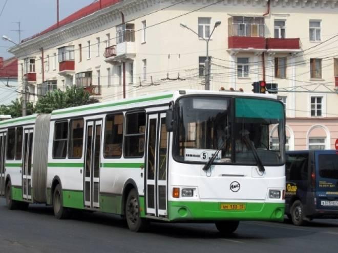 """""""Кросс Нации"""" изменит маршруты транспорта в Саранске"""