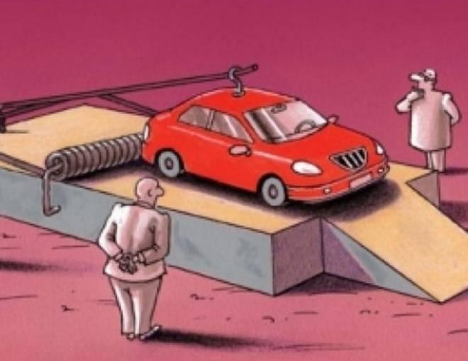 В Саранске мужчина продал чужой автомобиль