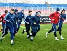 ФК «Саранск» делает первые шаги