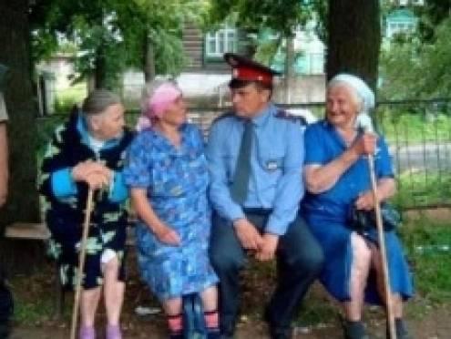 В Мордовии выбрали пятёрку самых «Народных участковых»