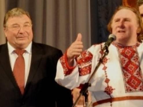 Жерар Депардье и «Зеленая неделя» повысили рейтинг Мордовии
