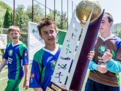 Футбольная команда детского дома из Поволжья сыграет с лондонским «Арсеналом»