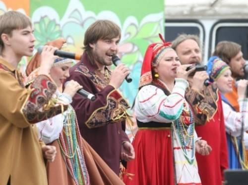 В Москве — все больше мордвы