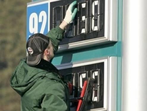 В Саранске подорожал бензин