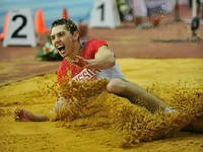 Александр Меньков (Мордовия) завоевал золото чемпионата мира