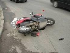 В Мордовии «Мицубиси» сбил школьника на мопеде