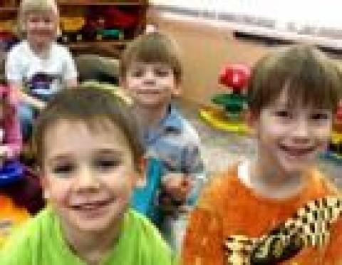 В результате демографического взрыва в поселке Атяшево (Мордовия) появился новый детсад