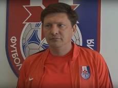 Андрей Гордеев прекратил тренировать ФК «Мордовия»