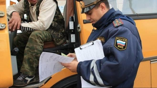 ГИБДД Мордовии взялась за перевозчиков