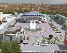 Глава Мордовии: «Площадь Тысячелетия будет готова к празднованию»