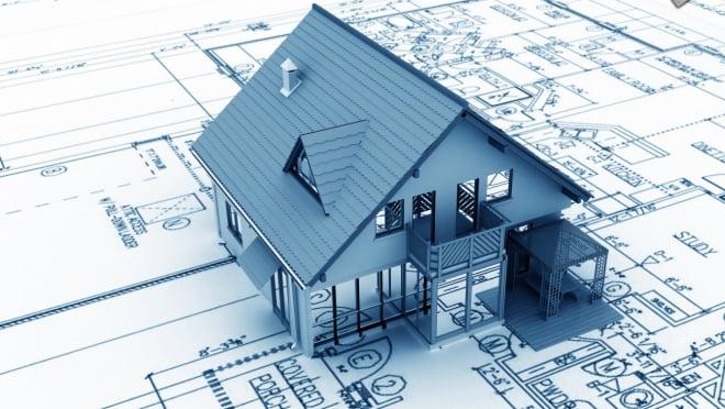 Проектирование и разработка строительных архитектурных зданий