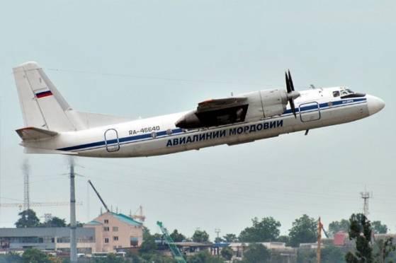 Самолёты из Мордовии придут на помощь Керченской переправе