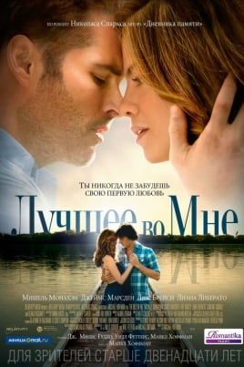 Лучшее во мнеThe Best of Me постер