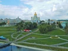 Саранск не включили в список самых  привлекательных российских городов