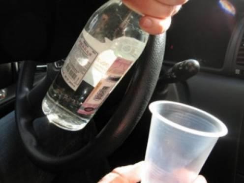 В Мордовии растет число пьяных за рулем