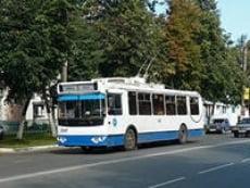 В Саранске общественный транспорт поехал по традиционным маршрутам