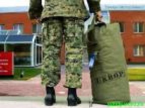 Более 400 молодых людей из Мордовии отправились проходить военную службу