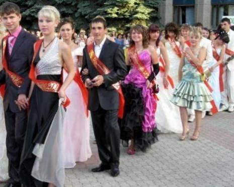 Выпускные балы в Мордовии прошли без происшествий