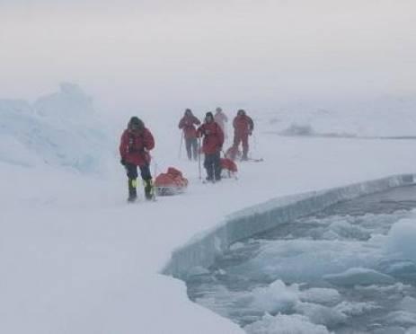 Студент из Мордовии намерен покорить Северный полюс