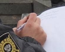 В районах Мордовии полиция не спешит искать преступников