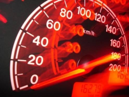 МВД Мордовии: водители региона-13  любят быструю езду