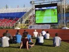 В Саранске будут транслировать матч «Мордовия» — «Локомотив»