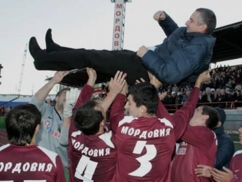 ФК «Мордовия» сыграет свой первый матч в премьер-лиге без Щербаченко