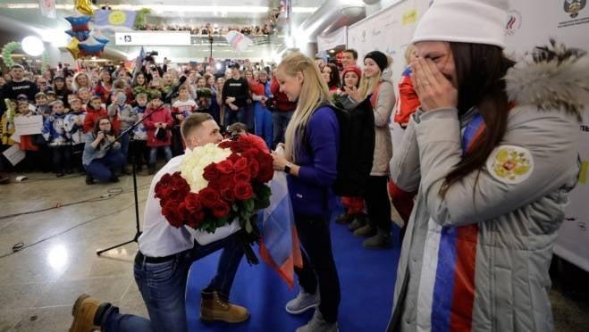 Сразу после Олимпиады мордовская лыжница получила предложение руки и сердца