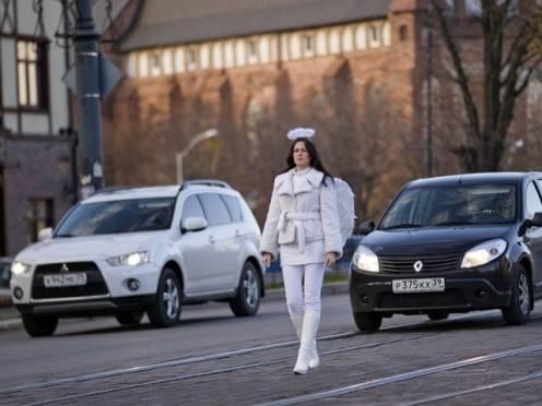 В Мордовии «Ангел» поможет наказывать нарушителей ПДД
