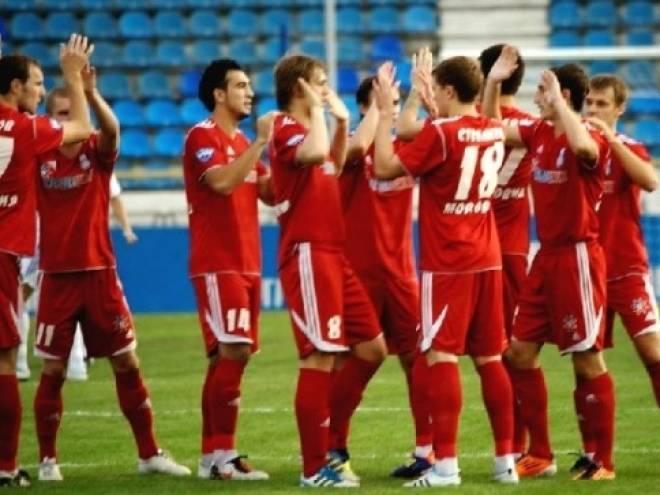 ФК «Мордовия» уверенно обыграл «Динамо»