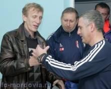 Наставник «Мордовии» Федор Щербаченко признан лучшим тренером ФНЛ